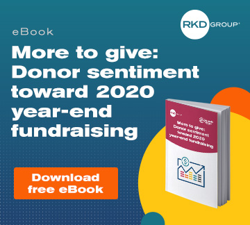 Ebook: Donor sentiment toward 2020 year-end fundraising
